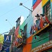 colorful streets of Salvador de Bahia