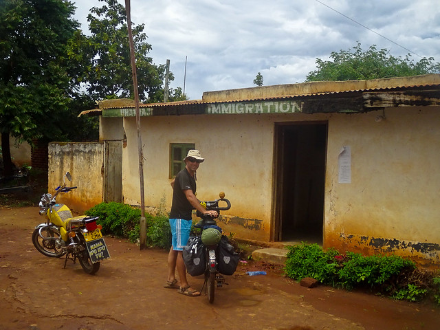 Tanzanian Immigration in Isongole