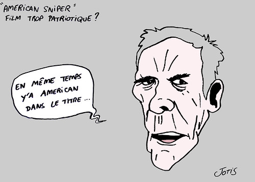 12_American Sniper Film trop patriotique Eastwood