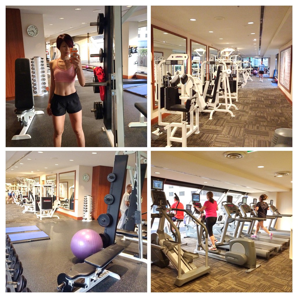 Rebecca Saw - review - gym four seasons Sydney