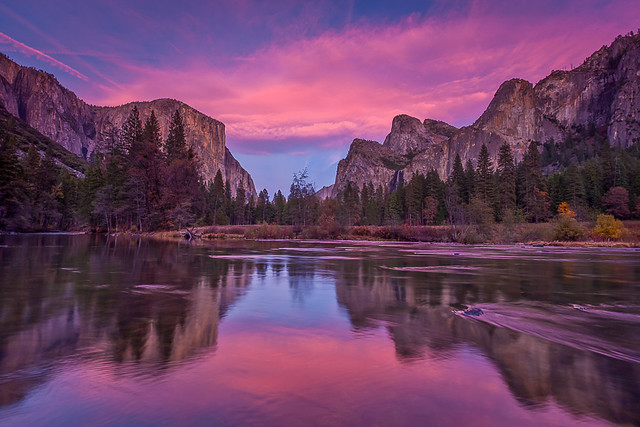 Valley View in Pink II