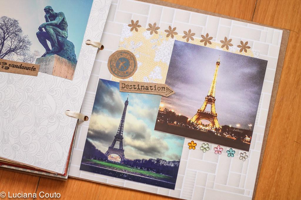 Scrapbooking Paris