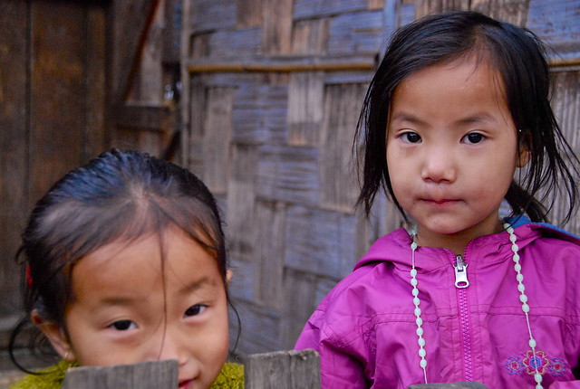 India-Arunachal Pradesh-Ziro village