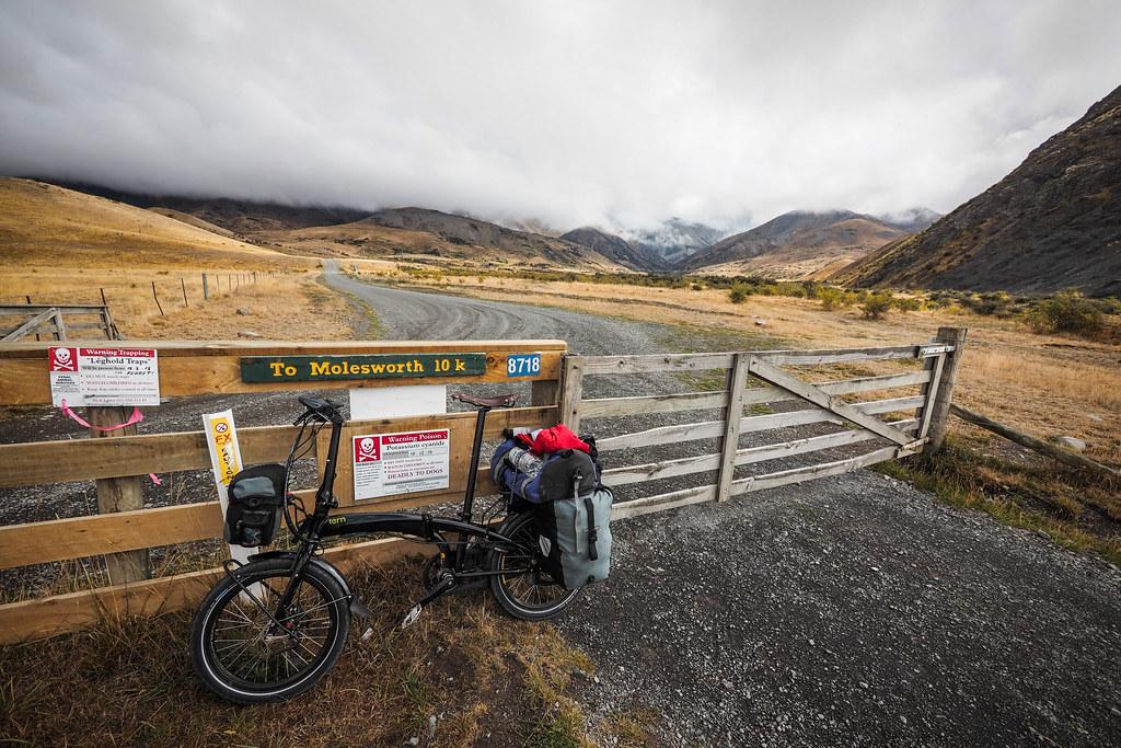 10km to go to Molesworth Station, Molesworth Muster Trail, New Zealand