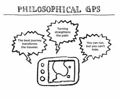 Philosophical GPS
