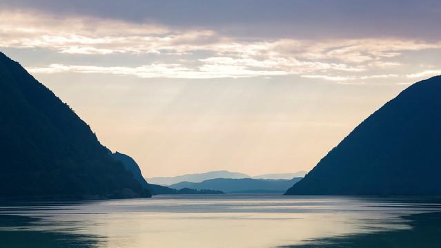 Fjordutsikt