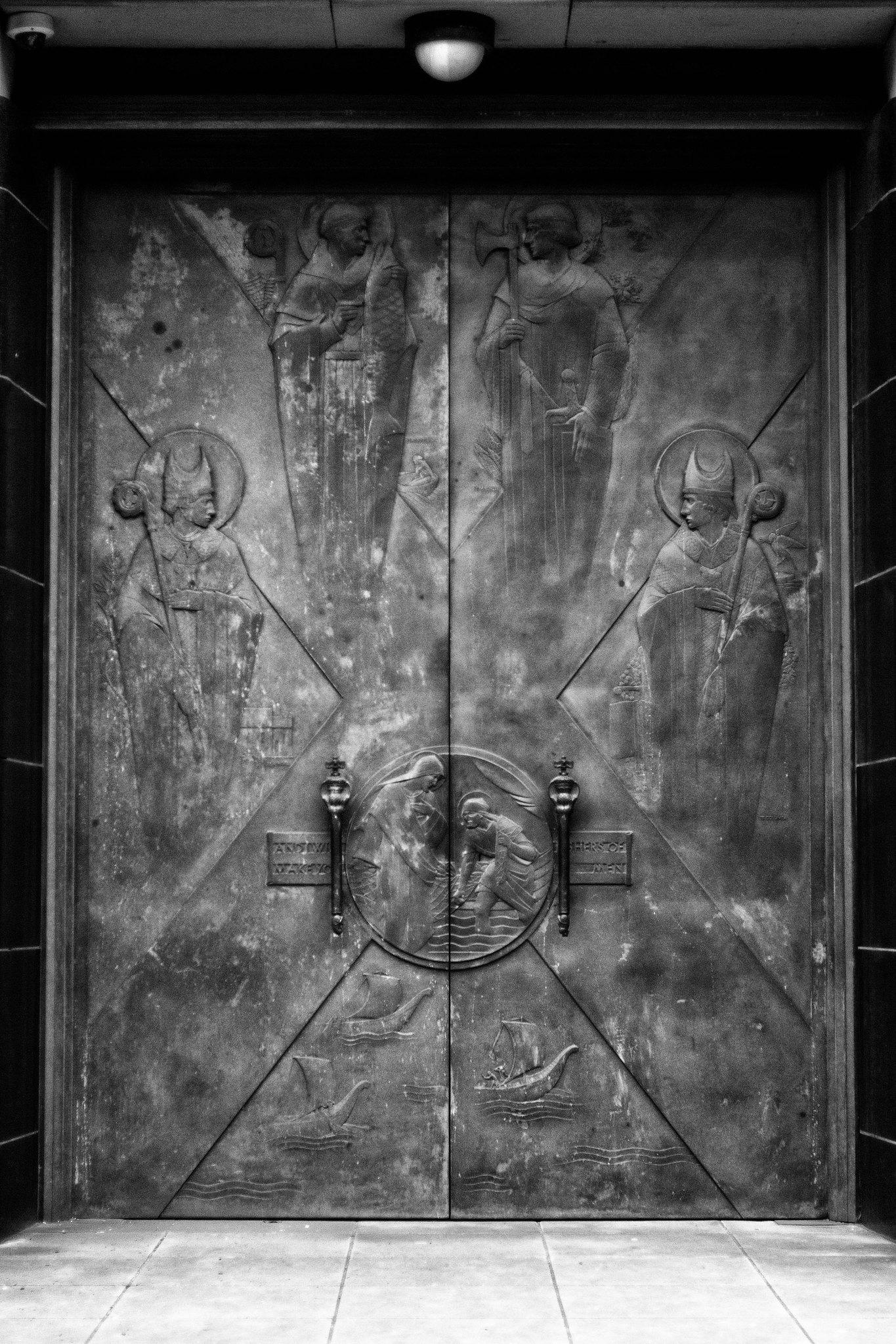 St Andrew's Door