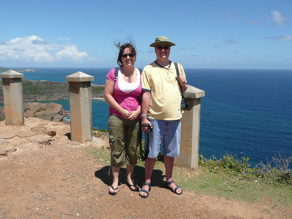 Shirley Heights Lookout in Antigua