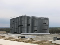 tower block(0.0), silo(0.0), architecture(1.0), brutalist architecture(1.0), facade(1.0),