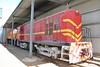 museum diesel rail railway loco adelaide locomotive southaustralia sar nationalrailwaymuseum 515 portadelaide englishelectric diesellocomotive standardgauge dieselelectriclocomotive 500class shuntinglocomotive southaustralianrailways