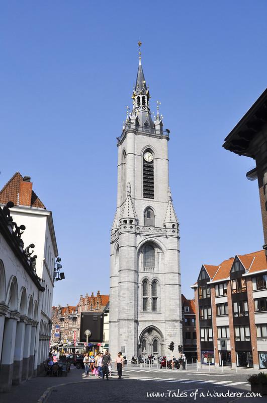 TOURNAI - Beffroi de Tournai