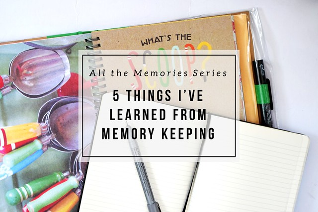 Lessons learned from memory keeping