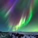 Gullfoss Aurora by evorichie101