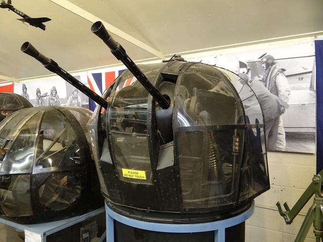 280 Squadron Vickers Warwick HG136 Frazer-Nash 5 Front Gun Turret - Elvington