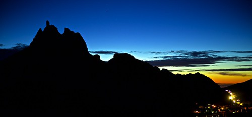 sunset sky mountains silhouette sonora sunrise mexico bay san venus carlos volcanic seaofcortez