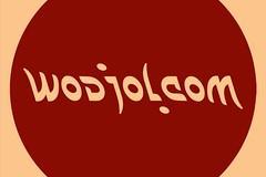 ambigram nice girl wodjol