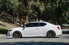 Scion TC on Work Emotion CR Kai