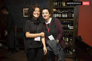 CreativeMornings/ Bogotá with Carolina Agudelo