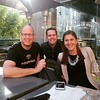 Hanging with our LinkedIn team, Kellen and Kelley in #dtla! Learned I'm NationBuilder's top-ranked social seller.