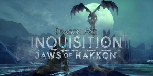 Dragon Age: Inquisition 'Jaws of Hakkon' out in may on Xbox 360, PS4, and PS3