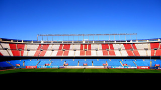 Vicente Calderon Stadium képe. summer españa architecture football amazing spain arquitectura stadium stadiums soccer sony awesome estadio verano futbol incredible amateur estadios fútbol beginner footballstadium lfp soccerstadium estadiodefutbol veranoenespaña summerinspain venezuelanphotographer dscw610 summer2014 sonydscw610 verano2014 spanishstadium spanishstadiums
