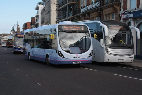 First Hampshire and Dorset 47584