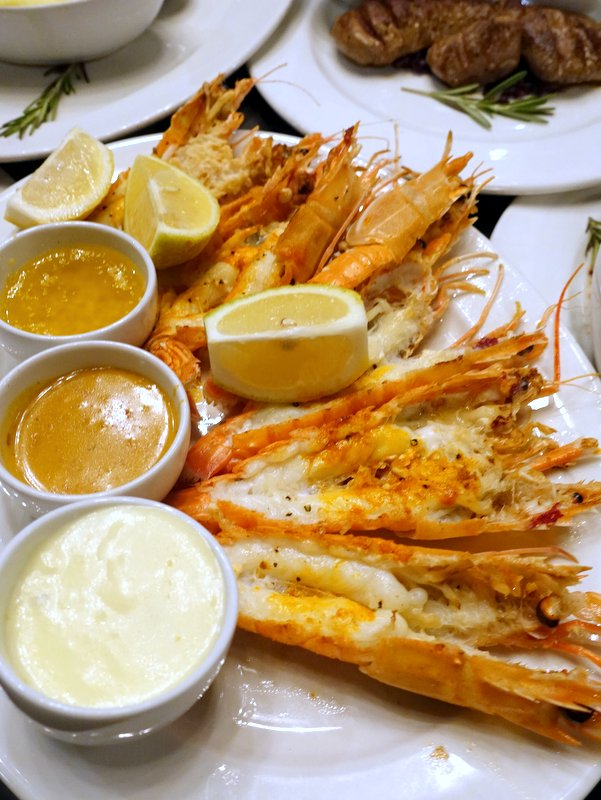The Butcher Shop and Grill- Langoustines R650