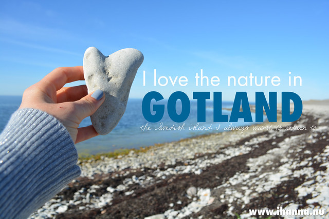 Gotland in my heart blog post with photos by Hanna Andersson // iHanna, #Sweden