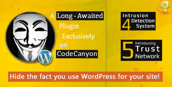 Hide My WP v5.6.2 – Amazing Security Plugin for WordPress!