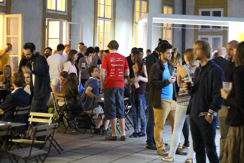 Barcamp Brno 2016 \ Afterparty v MORGALu