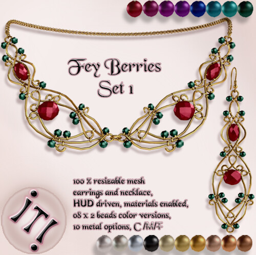 !IT! - Fey Berries Set 1 Image