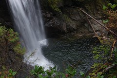 pool at Upper Wallace Falls