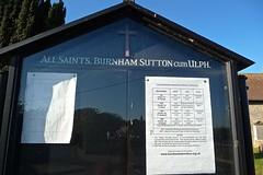 Burnham Sutton Cum Ulph - All Saints Church