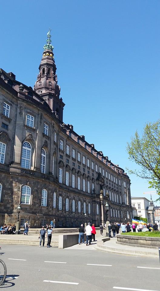 Christianborg Slot, Copenhagen