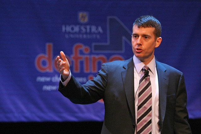 Define'09 - David Plouffe