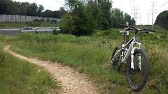 2016 Bike 180: Day 103 - Squishy Ride at Wakefield