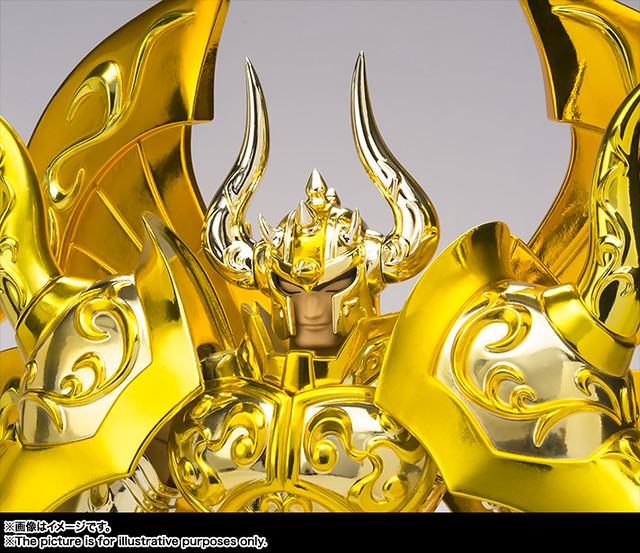 聖鬪士聖衣神話EX 金牛座阿爾德巴朗(神聖衣版本) タウラスアルデバラン(神聖衣)