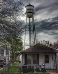 Water Tower- Hughes AR (1)