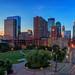 Twilight in Minneapolis by John D. Stocker