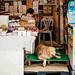 顧店 On duty / Tainan, Taiwan