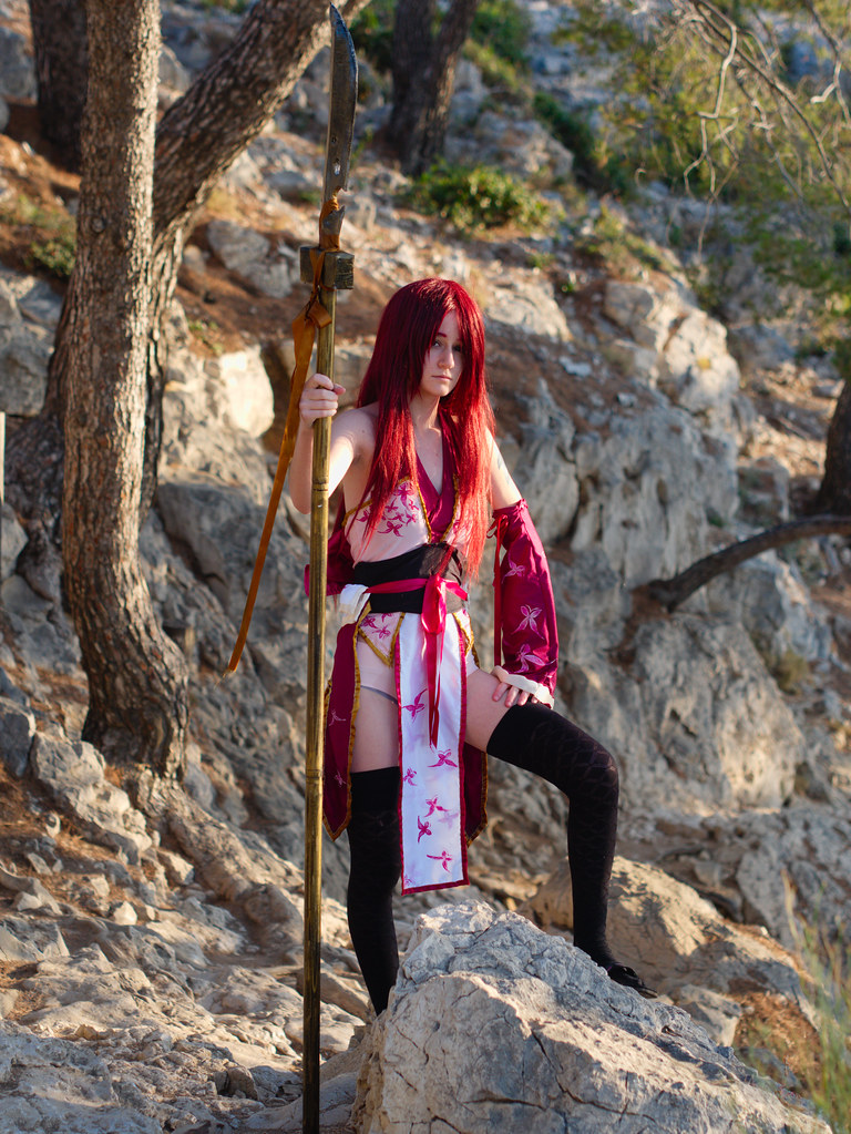 related image - Shooting Erza Scarlet - Fairy Tail - Port Pin -2016-07-02- P1430785