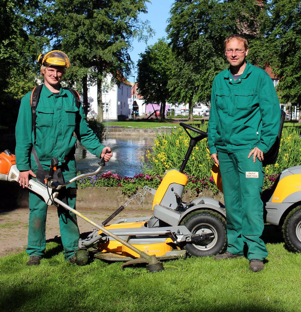 Grüner Beruf