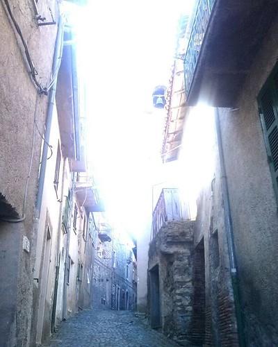 #strada #decumeno #villaromana #chiesa #santissimatrinita #marsica