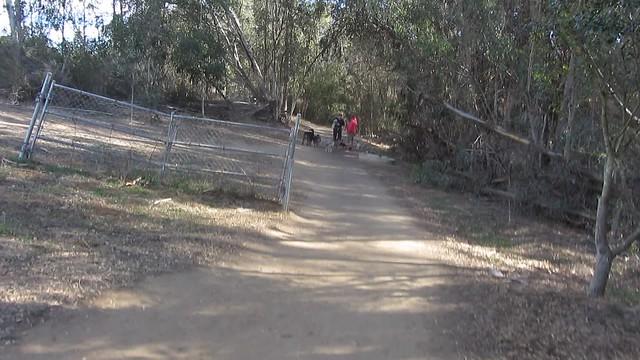 MVI_8913 Ellwood trail dog owners fight