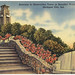 Stairway to Observation Tower in beautiful Washington Park, Michigan City, Ind. by Boston Public Library