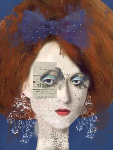 The Blue Bow by Sarah Jarrett