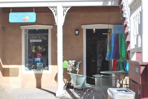 Lori's yarn store