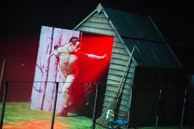 Steven McRae as The Sandman in Hansel and Gretel © ROH / Tristram Kenton 2013