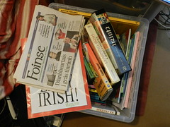 My Irish (language) stuff, finally in one place