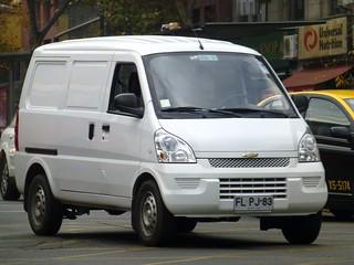 Chevrolet N300 Max (Wuling Rongguang)